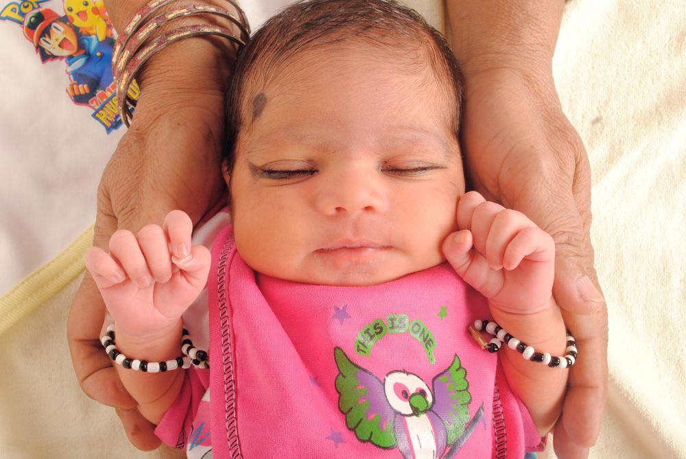 Photo in Portrait #child #portrait #baby