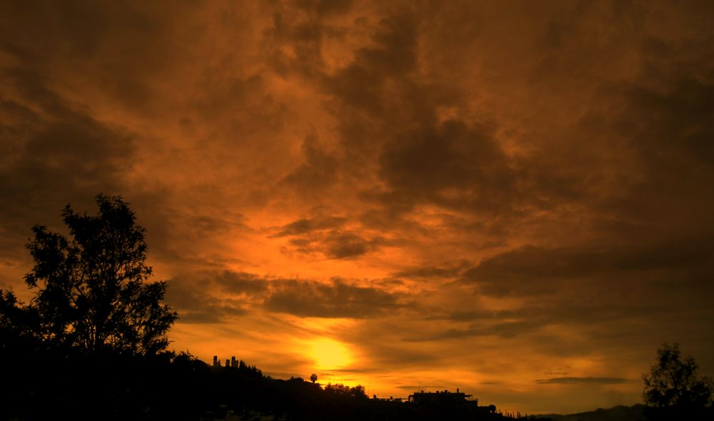 Photo in Landscape #beautiful sunsets 50 #bitez #bodrum #turkey #full screen