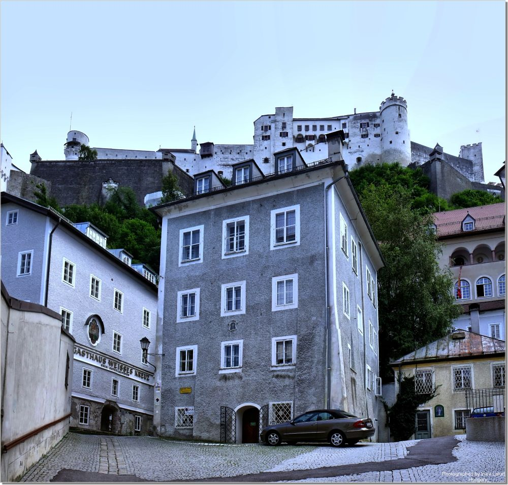 Photo in Street Photography #castle #imrelakat #buildings #city