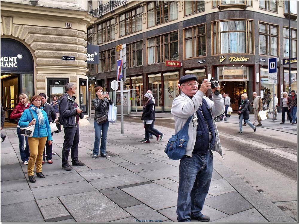 Photo in People #graben #vienna #photographer #peoples