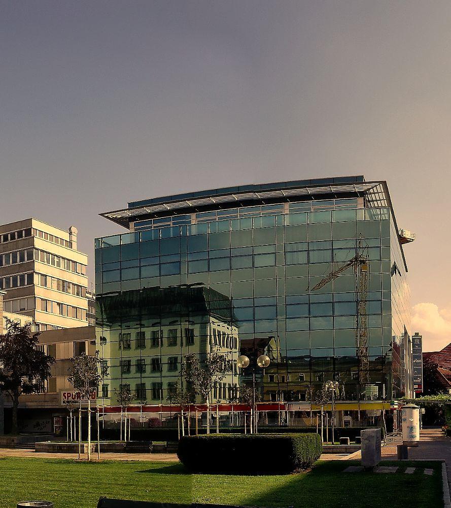 Photo in Cityscape #domplatz . klagenfurt