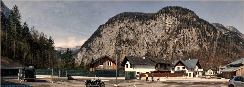 Photo in Landscape #hallstatt lahn (seelände) hal