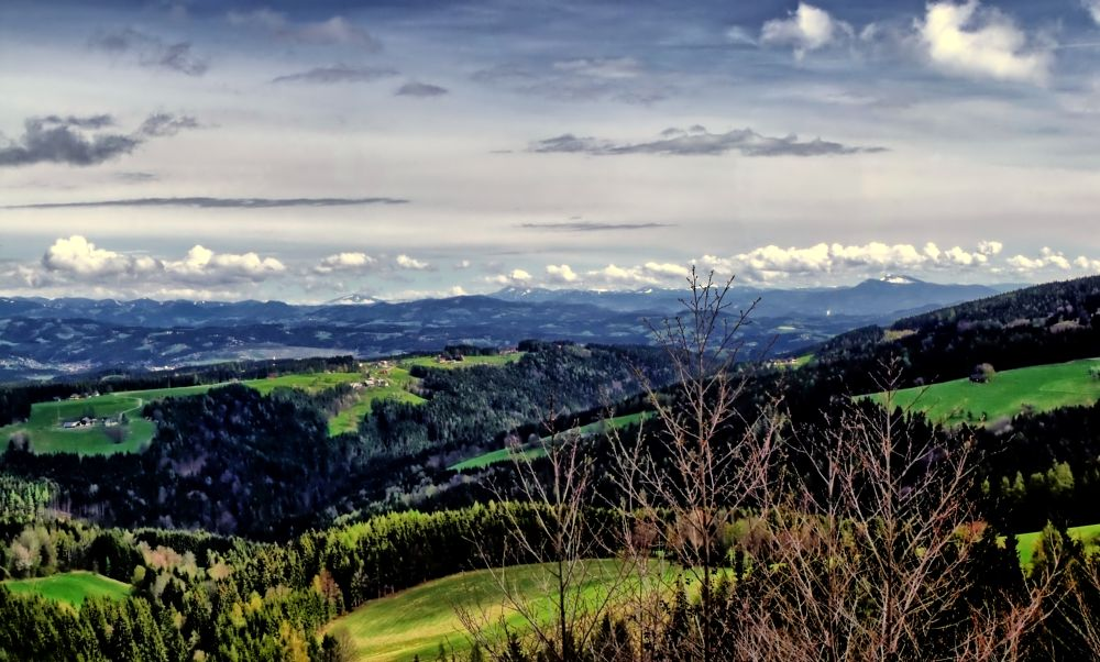 Photo in Landscape #süd autobahn völkermarkt aus