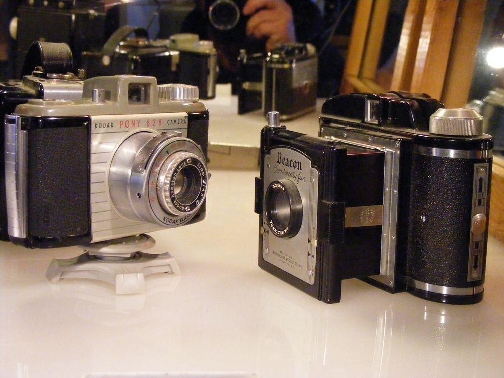 Photo in Film #beacon 225 #kodak pony 828 #film #cameras #collections