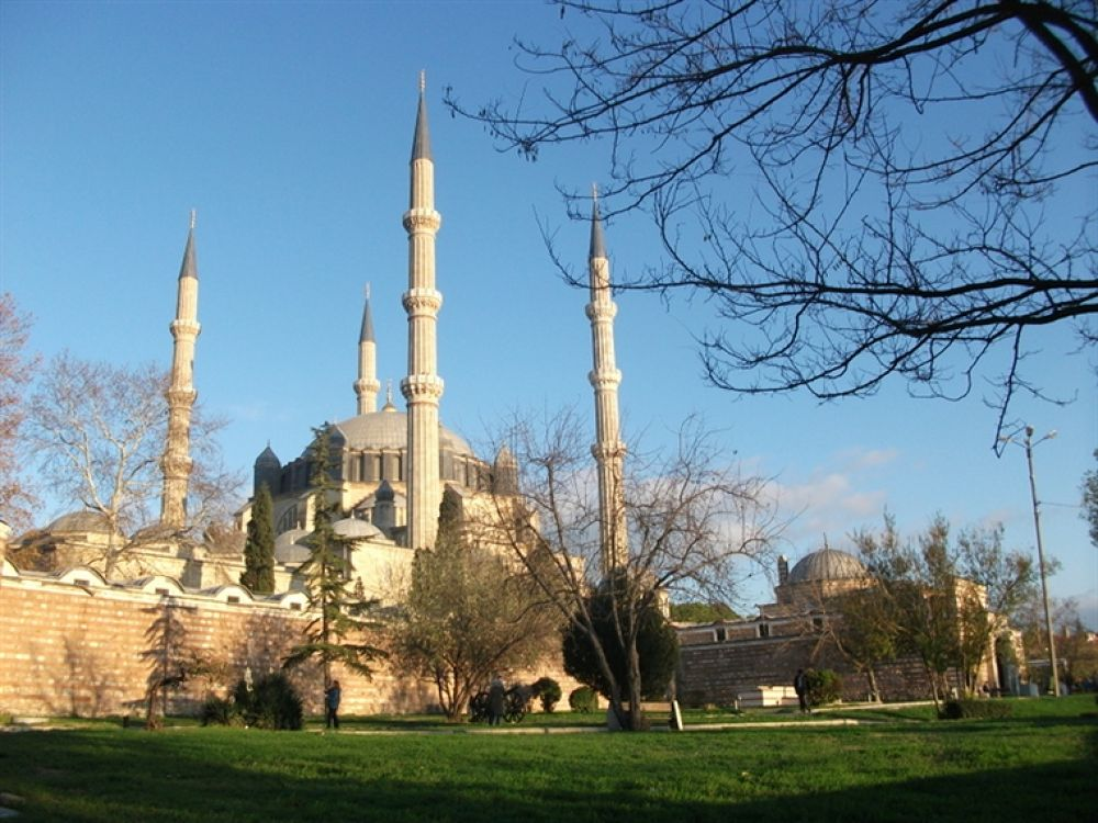 Photo in Random #selimiye #mosque