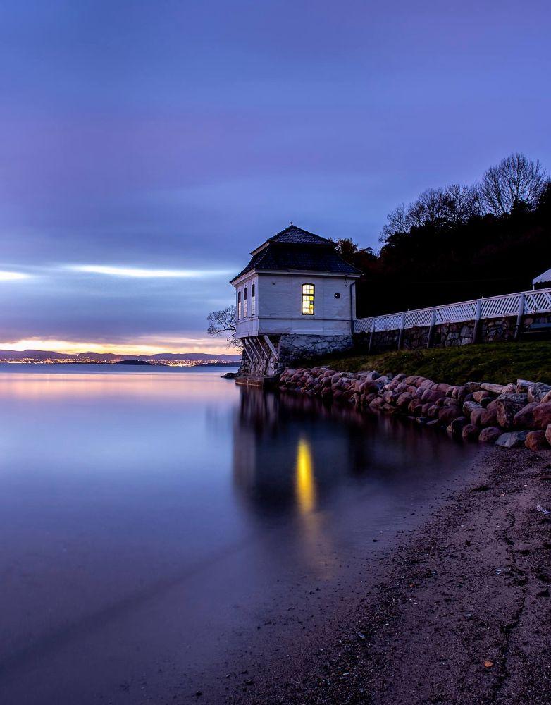 Photo in Landscape #nikon #d4 #norway