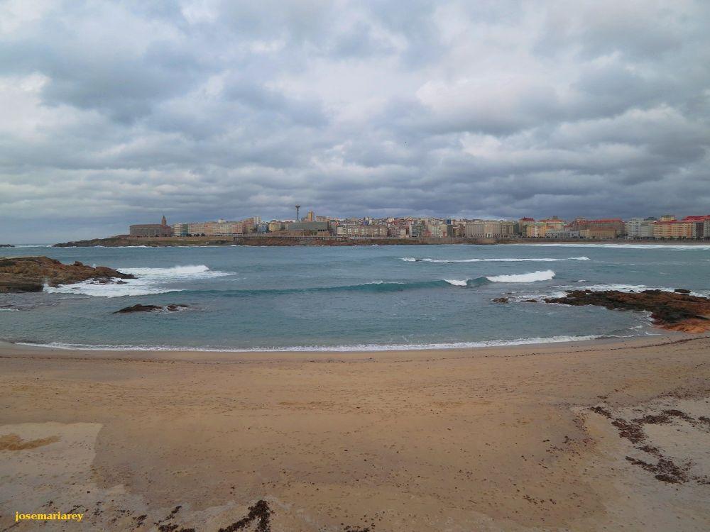 Photo in Cityscape #marina en la coruña