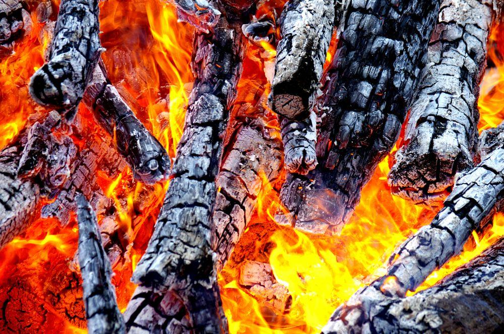 Photo in Random #fire #hot #toronto #pentax #flames