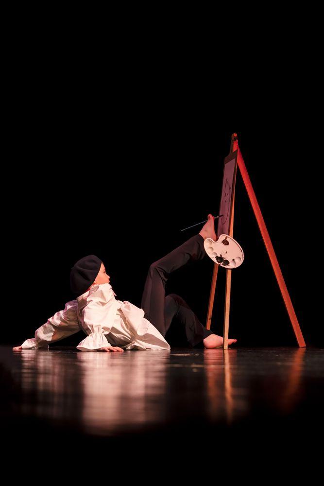 Photo in Fine Art #dance #dancer #art #artist #paint #painter #legs #young #boy #floor #perform #creative