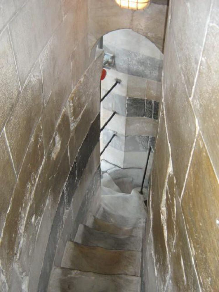Photo in Random #leaning tower of pisa #italy #stairs