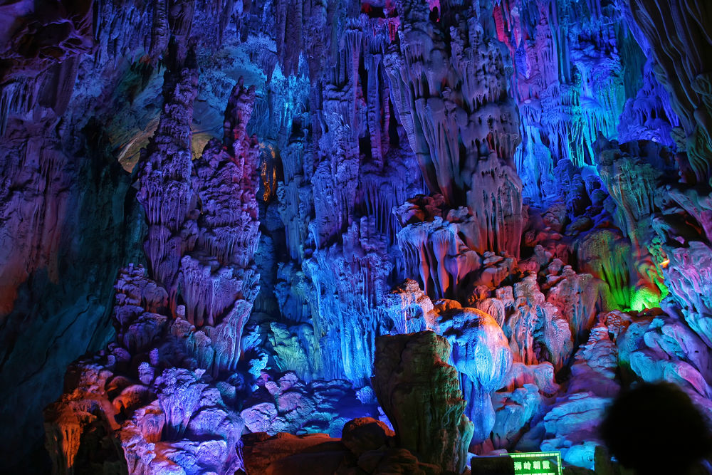 Photo in Nature #caves #travel #guilin #china