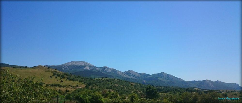 Photo in Landscape #natural parks blue sky mount