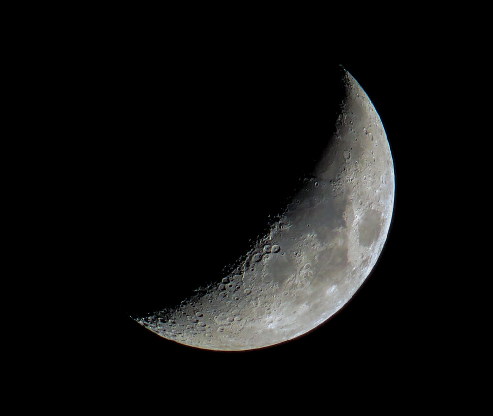 Photo in Astrophotography #bangladesh #moon