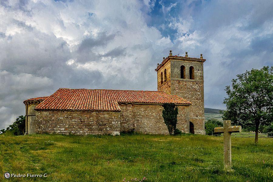 Photo in Architecture #romanico #paisajes #arquitectura #cantabria #españa