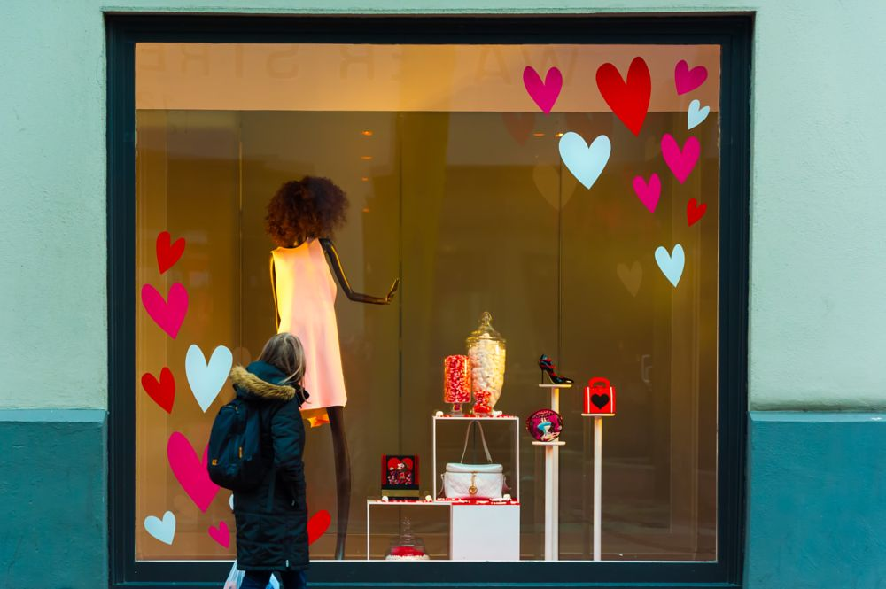 Photo in Street Photography #store #display #window #mannequin #person #colours