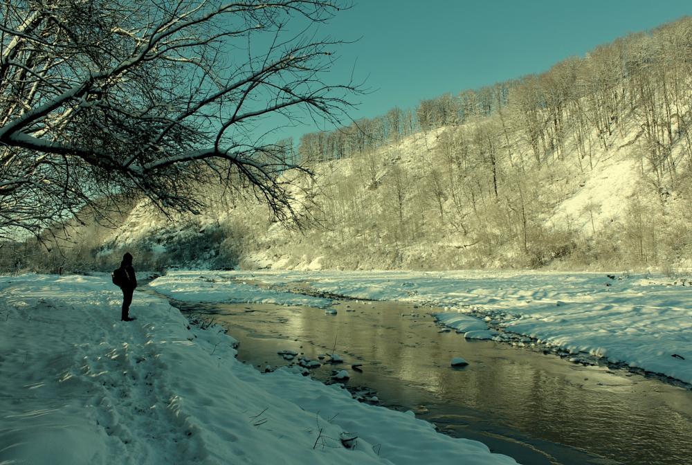 Photo in Landscape #winter #landscape #light