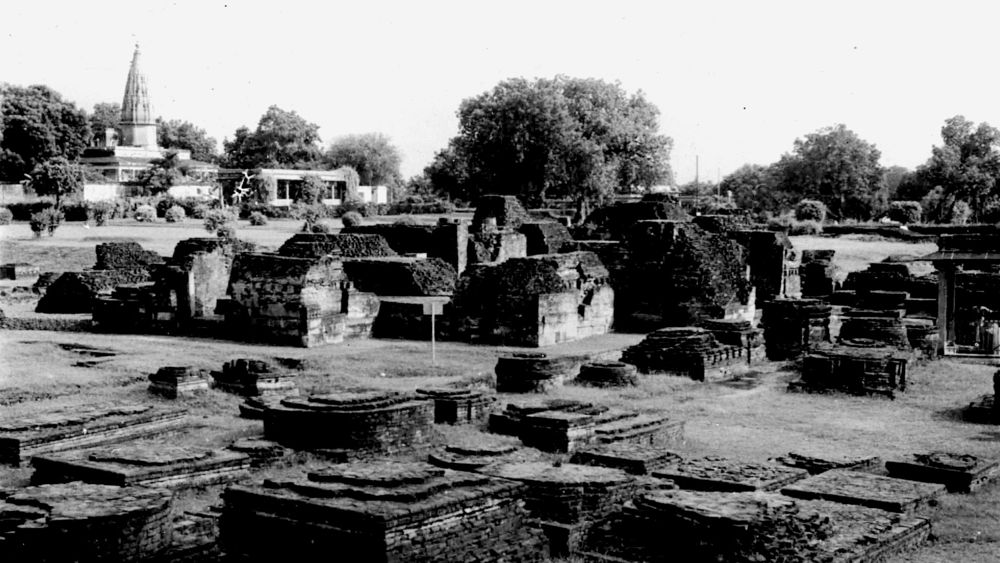 Photo in Architecture #the lost civilization #the maurya dynasty #the ruins of sarnath