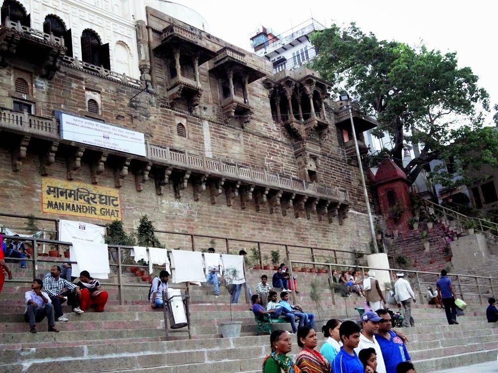 Photo in Travel #ghats #varanasi #kashi