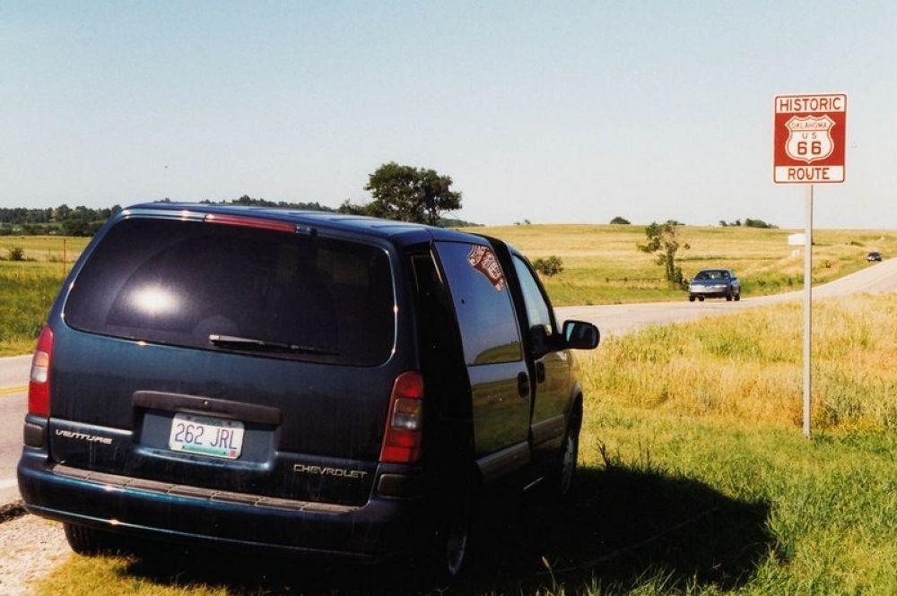 Photo in Random #usa - oklahoma vacation 1998 -