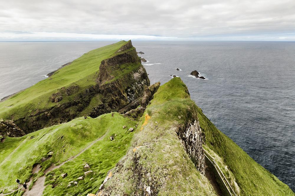 Photo in Landscape #mykines islet #faroe islands