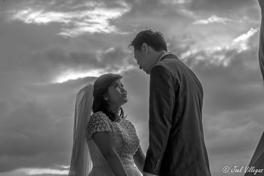 Photo in Black and White #wedding #black&white #couples #engagement