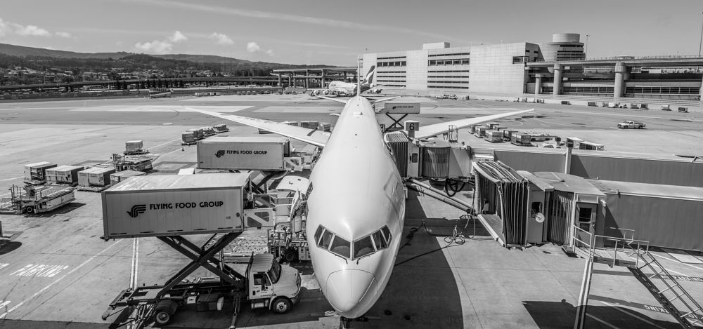 Photo in Street Photography #airport #travel #sanfrancisco