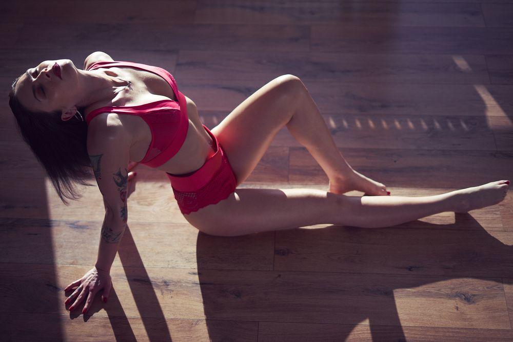 Photo in Portrait #model #woman #sensual #girl #mood #portrait #lingerie