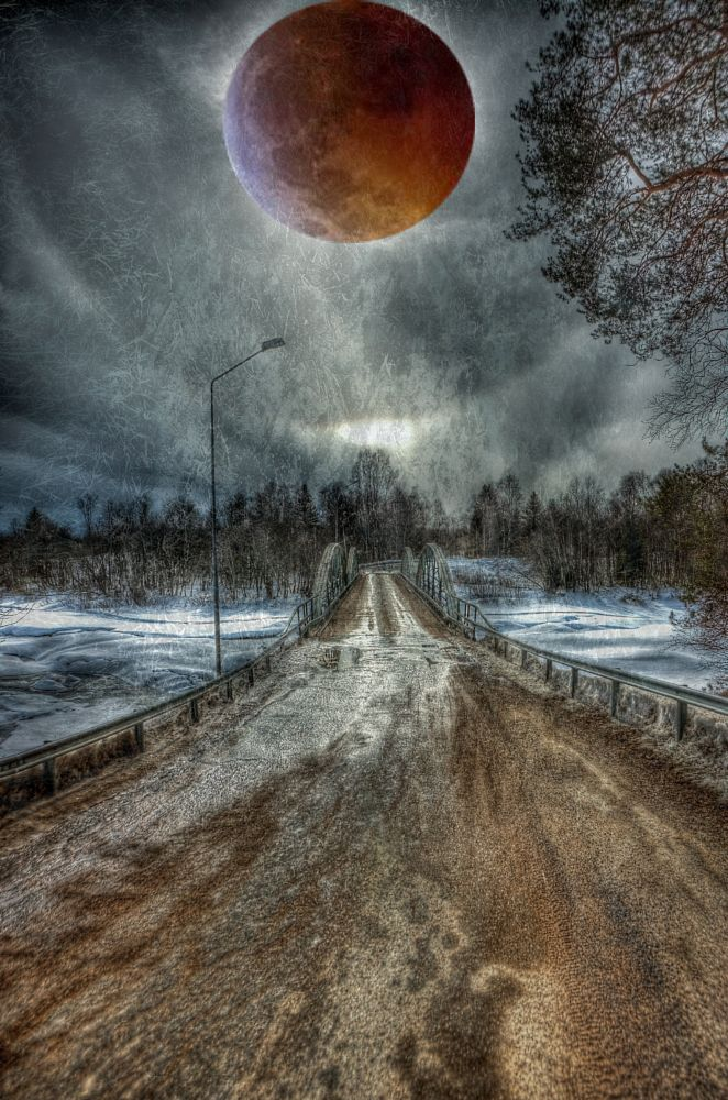 Photo in Random #sweden:norrland:västerbotten:ö #copy/paste #dodge/burn #river #snow #ice #planet #road #fantasy #canon #roadtrip