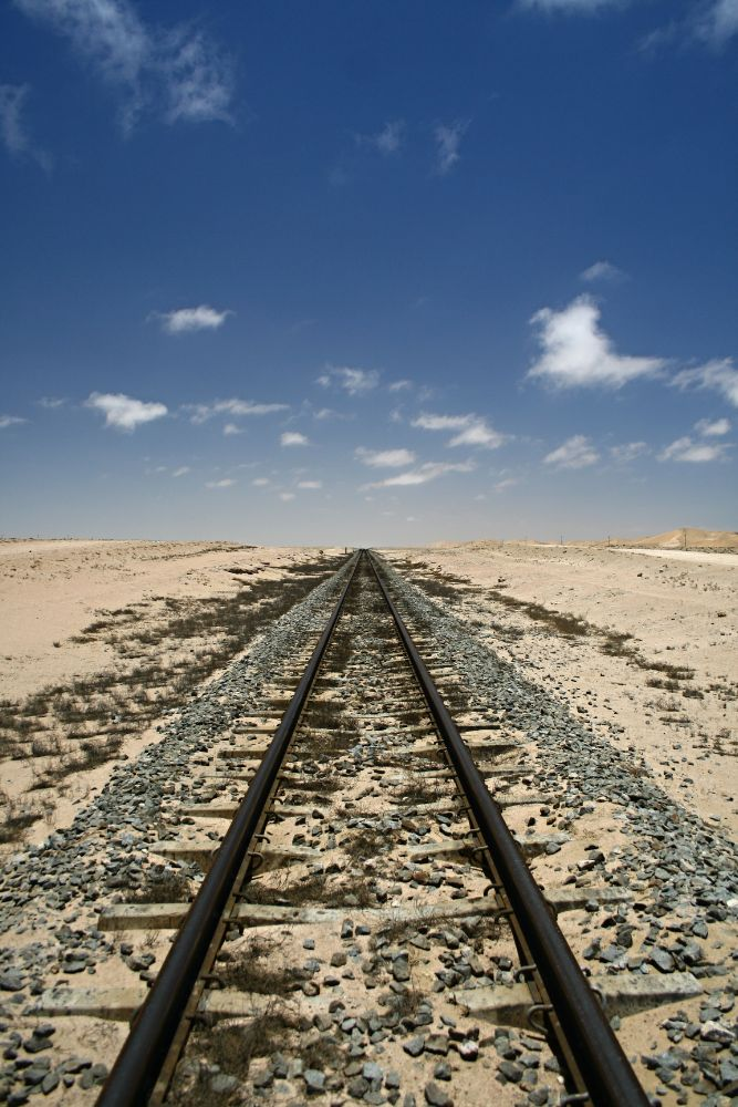 Photo in Nature #railway line