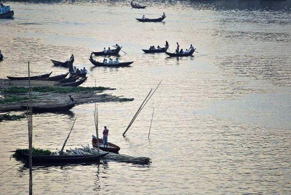 Photo in Landscape #river #photography #landscape #bangladesh #dhaka #buriganga #riverscape