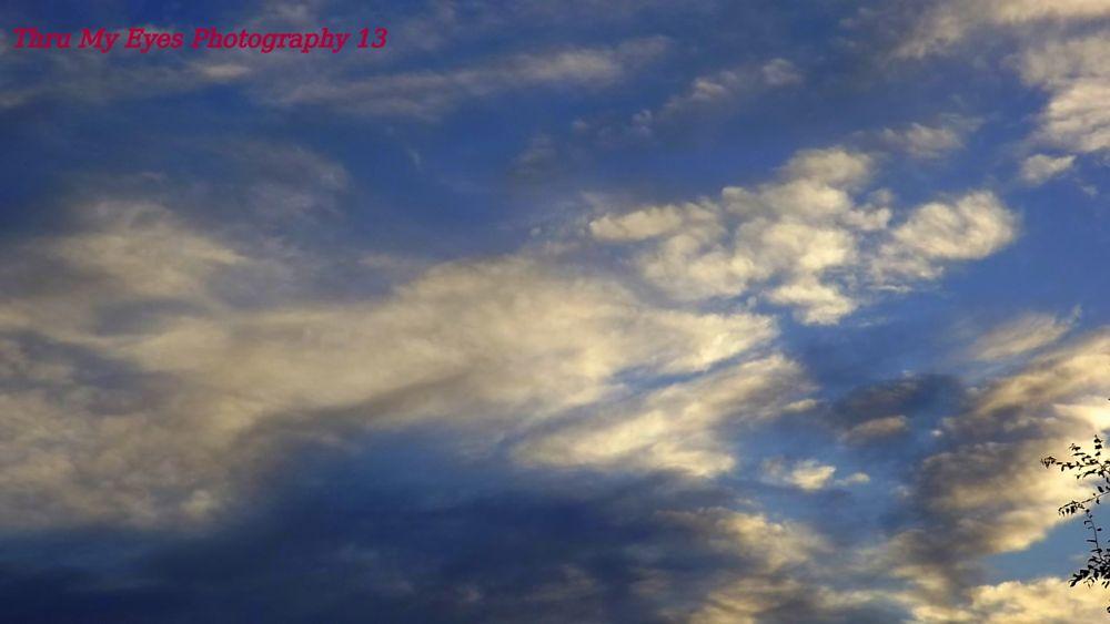 Photo in Random #clouds #sky #storm clouds #random