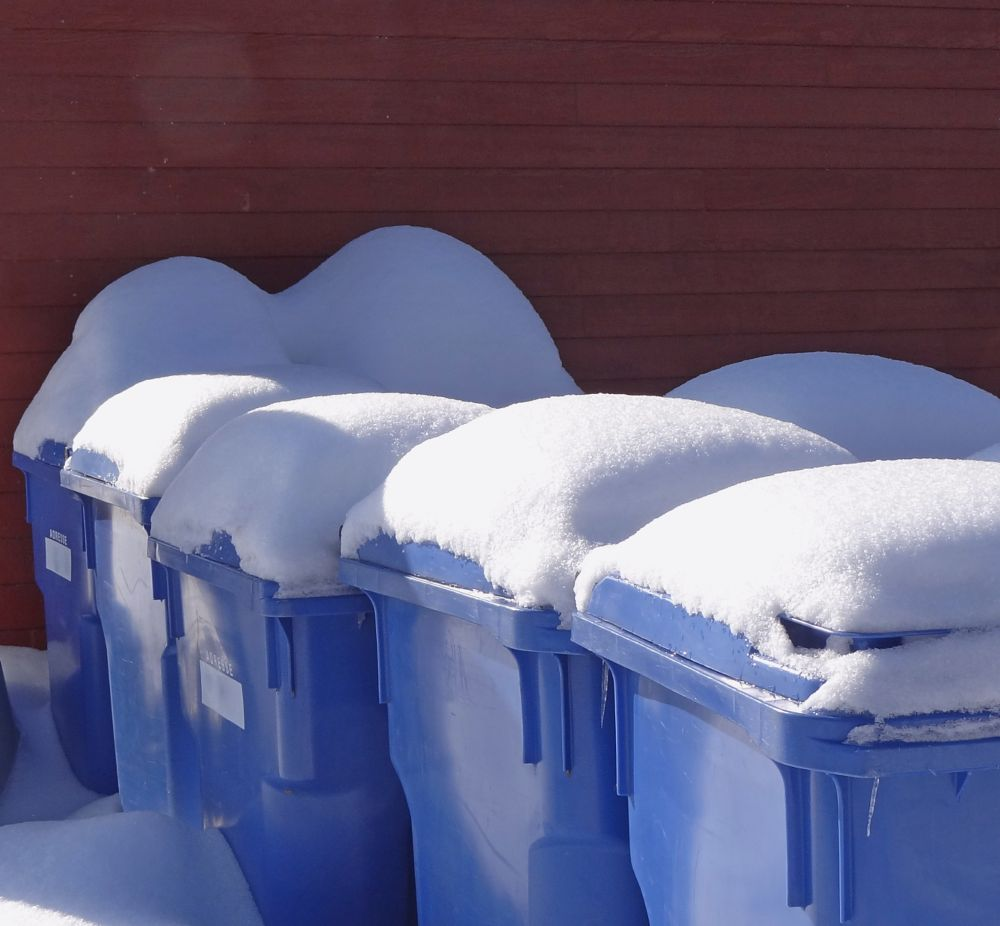 Photo in Random #bac #cap-rouge #quebec #canada #bin #neige #snow #forme #form