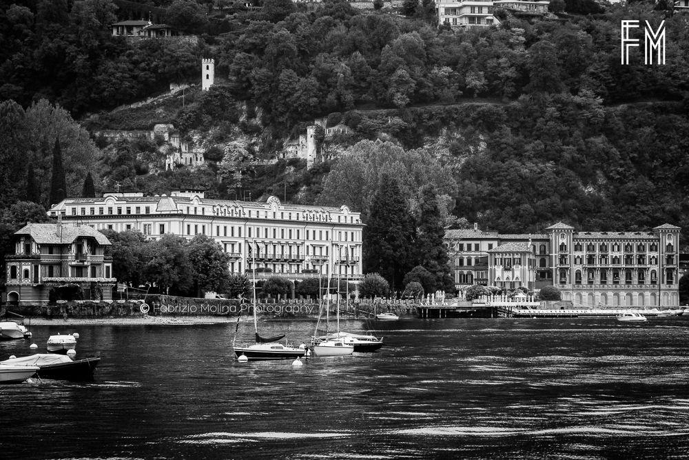 Photo in Black and White #villa d'este #lago di como #cernobbio #como
