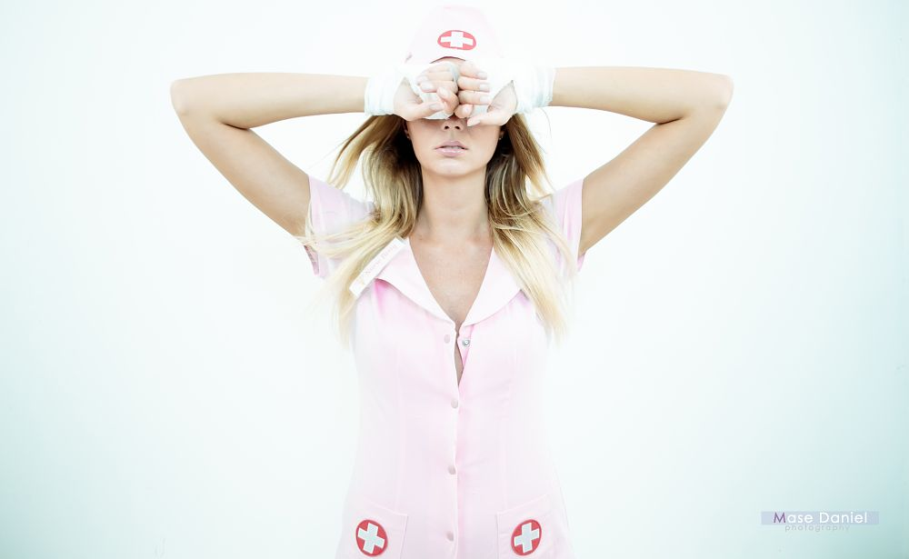 Photo in Fashion #medical #sister #art #studio #bondage #model #ua #odessa