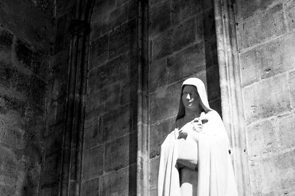 Photo in Black and White #faith #religion #church #blackandwhite