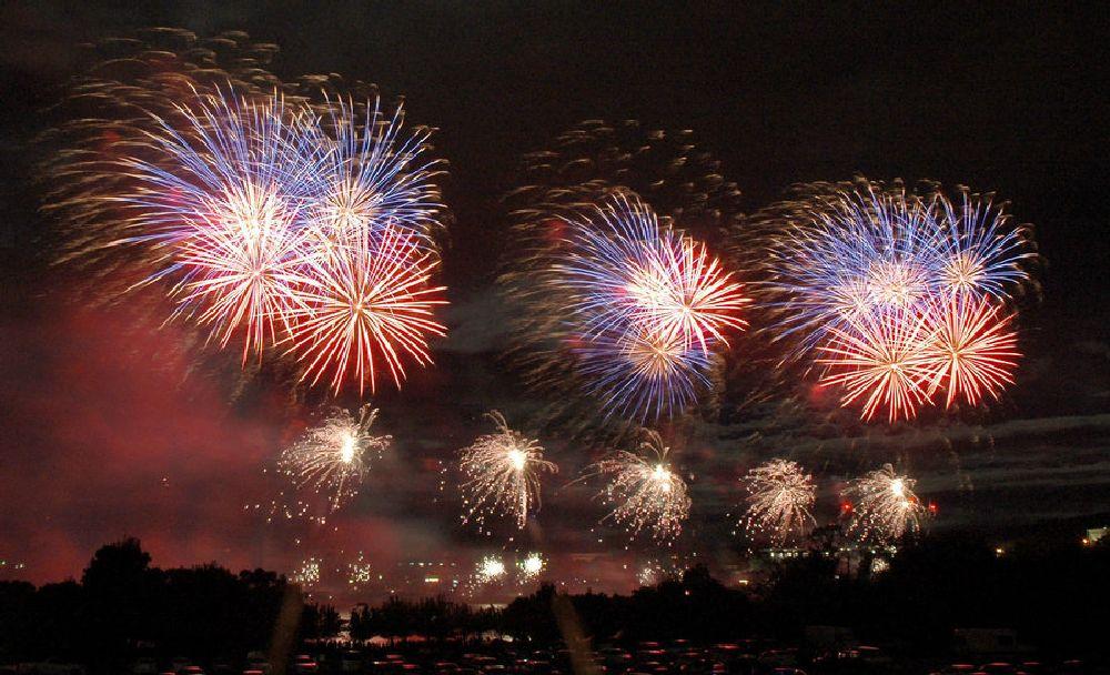 Photo in Random #fireworks #graham #levi