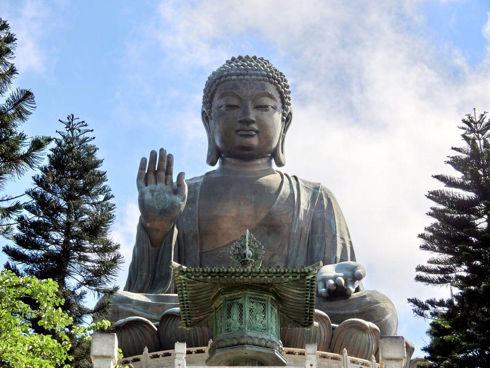 Photo in Travel #ngong ping #po lin monastery #hong kong
