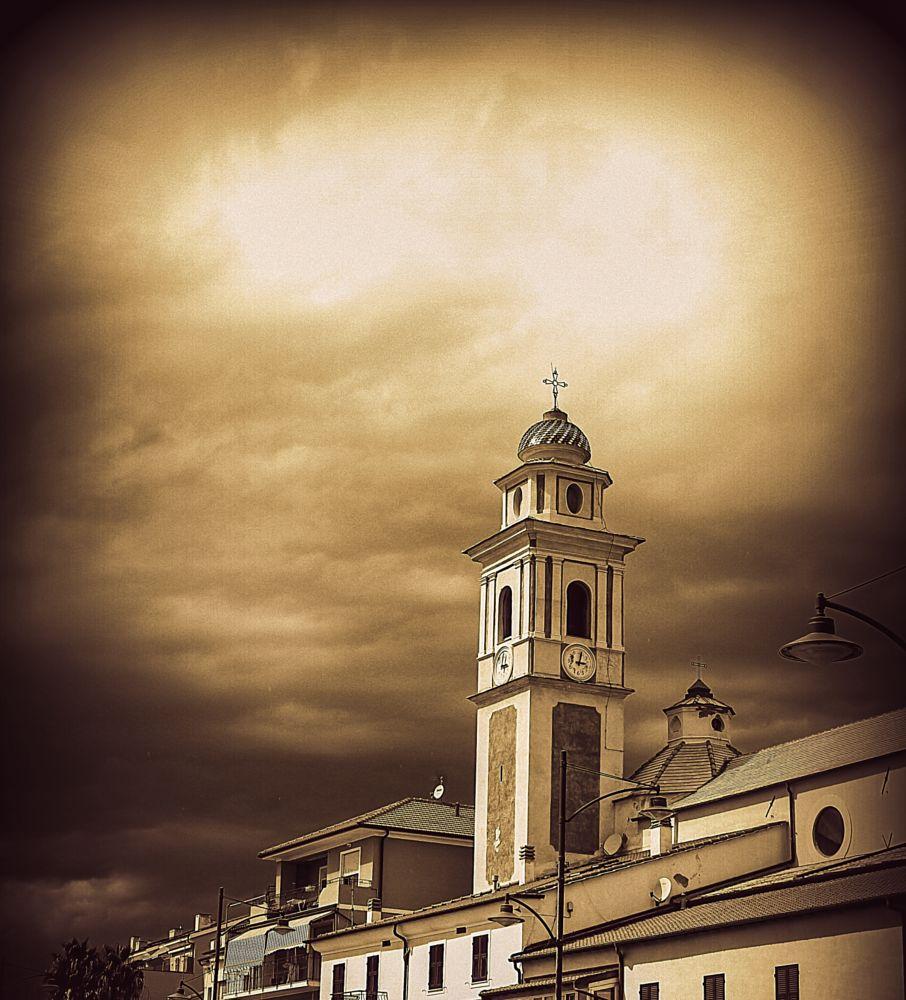 Photo in Black and White #travel #architecture #rural #liguria