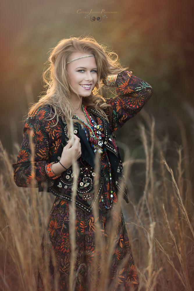 Photo in People #model #boho #young #woman #girl #beautiful