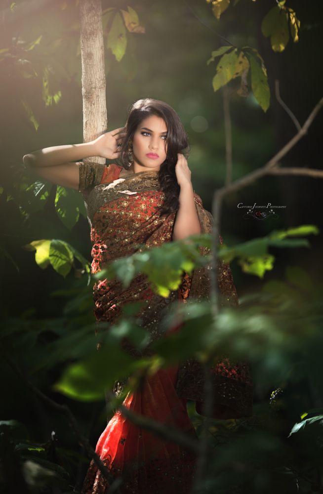 Photo in People #sun #model #beautiful #indian #india