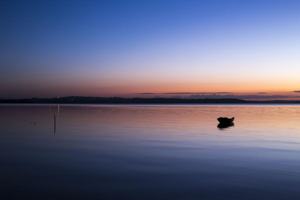 Photo in Nature #blue hour #peace #ocean