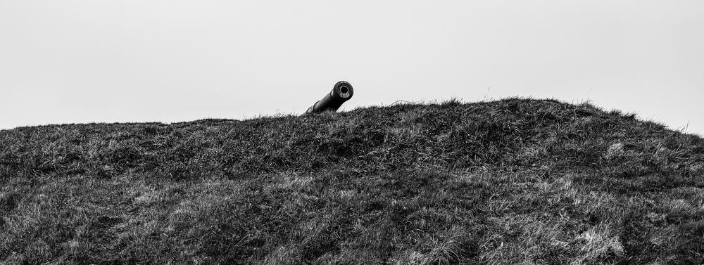 Photo in Black and White #lightroom plugin #canons #fortress #natiure