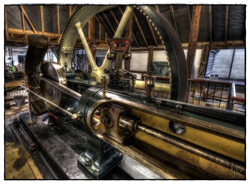 Photo in Random #steam #engine #hdr #steam engine