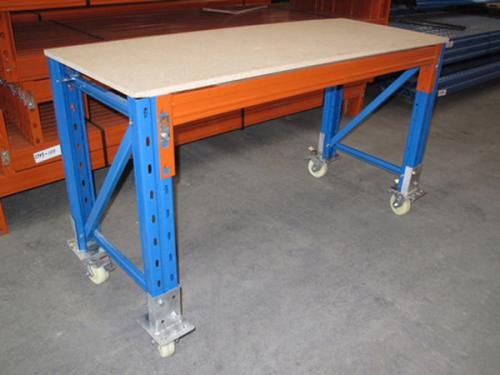 Photo in Industrial #workbenches #business #warehouse racking #pallet racking