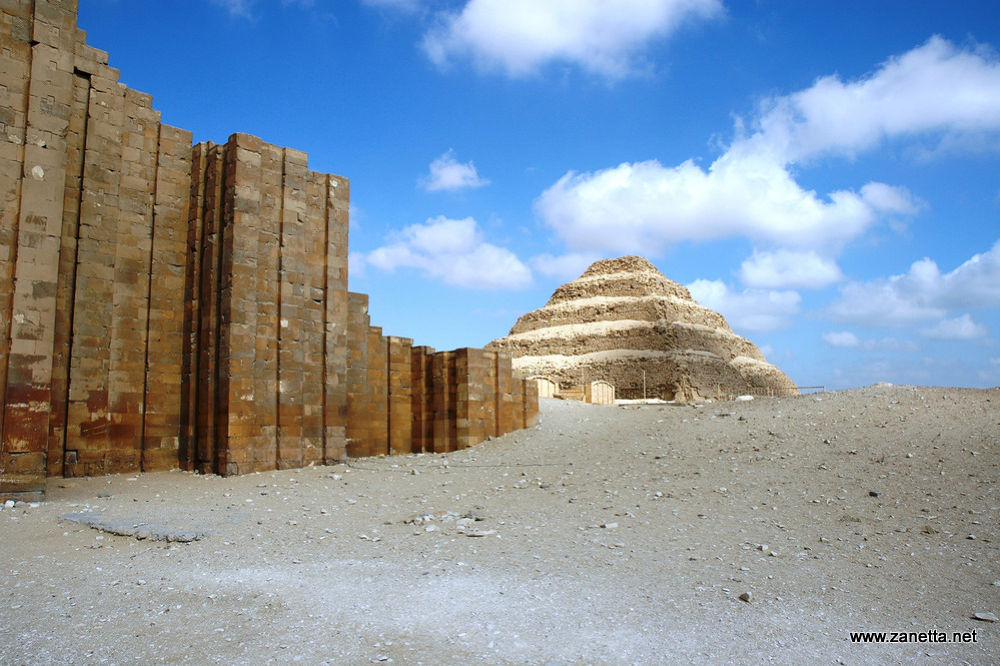Photo in Random #djoser #egypt #pyramid #saqqara #oldest pyramid #necropolis