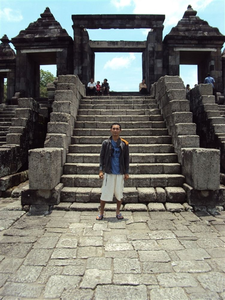 Photo in Random #temple #putri #boko