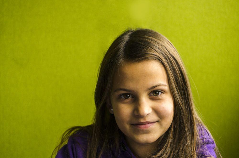 Photo in Portrait #girl #portrait #kid #people
