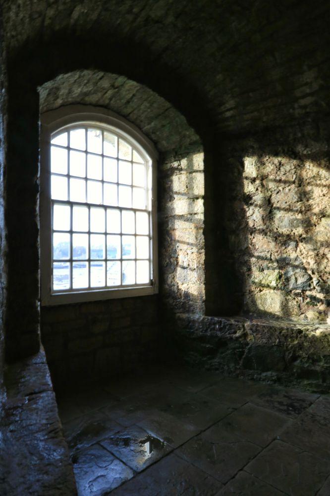 Photo in Interior #historic #scotland #blackness #castle #falkirk #scotland