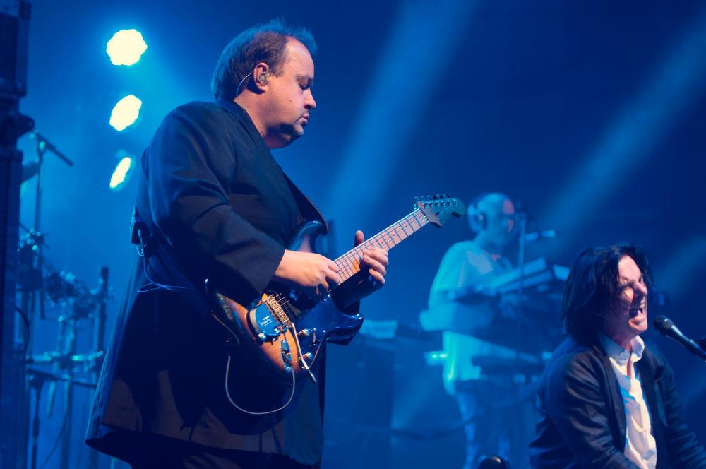 Photo in Concert #steve rothery #haarlem #marillion