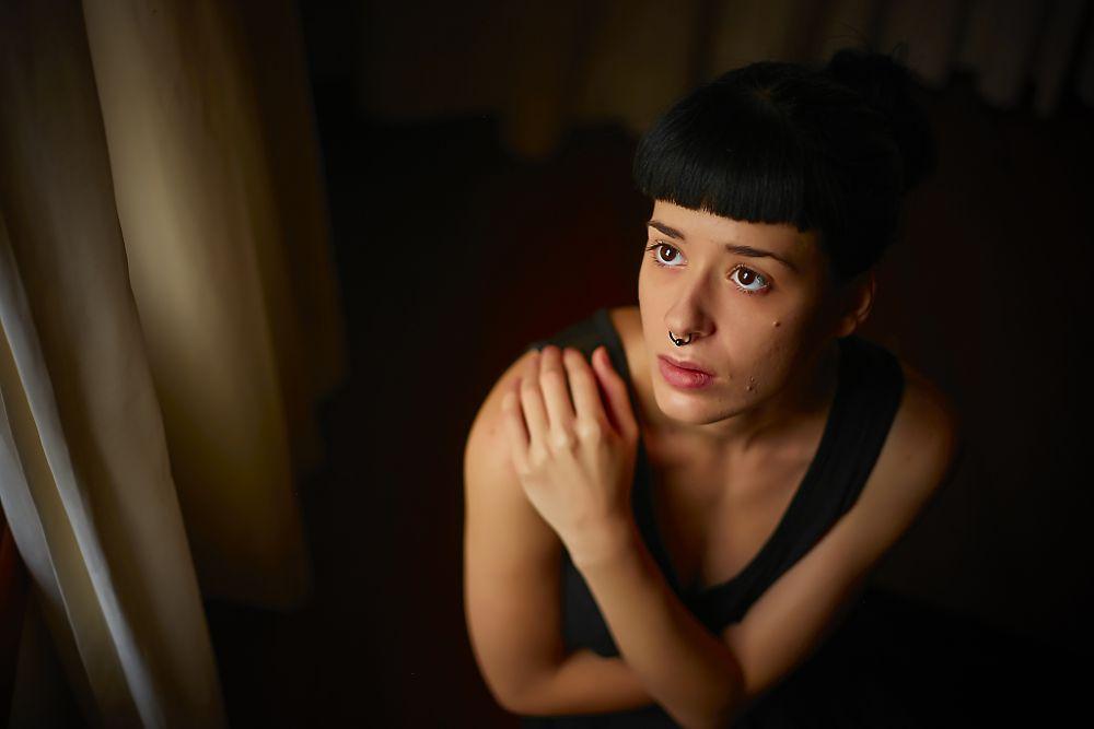 Photo in Portrait #portraiture #portrait #female #fineart #art #indoor #woman #femme #retrato #brazil #girl #mulher